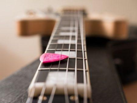 mediator guitare
